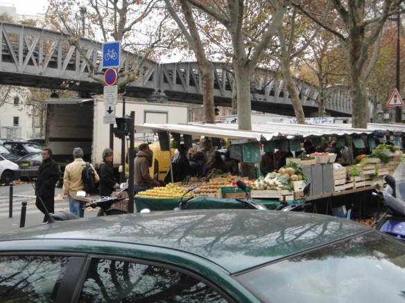 French Farmers Market