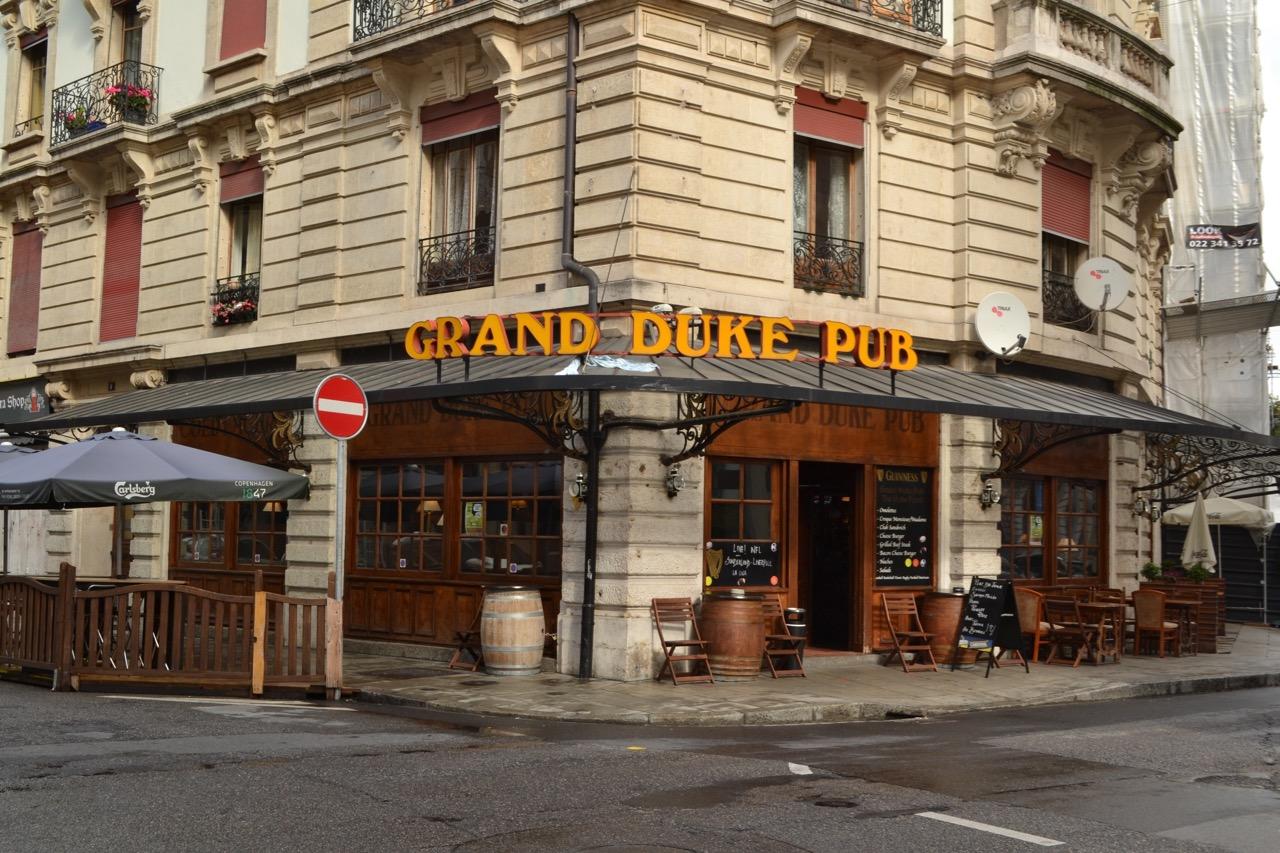 Geneva 2013 Pub